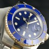 Rolex Submariner Steel and Gold (Арт. RW-8679) (ref.# 116613)